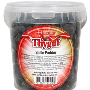 Thyguf Salte Padder 600 G