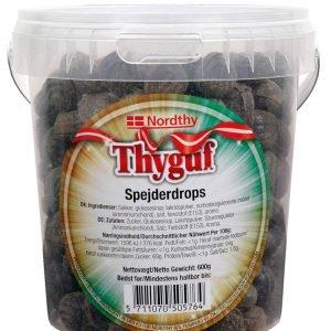 Thyguf Spejderdrops 600 G