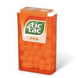 Tic Tac Orange 49 G