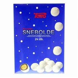 Toms Snebolde 24 Stk. 372 G