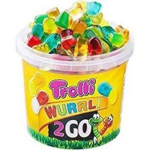 Trolli Wurrli 2go 150 G