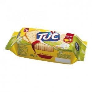Tuc Suolakeksi 100 G Sour Cream&Onion