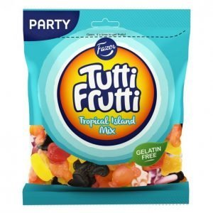 Tutti Frutti 350 G Tropical Island Mix
