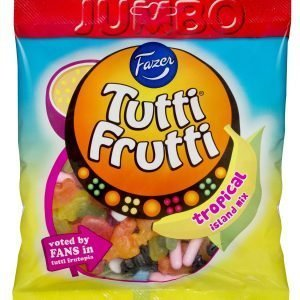 Tutti Frutti Tropical Island Mix 350 G Makeissekoitus