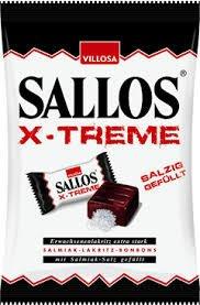 Villosa Sallos X-Treme 150g (4 For 30)