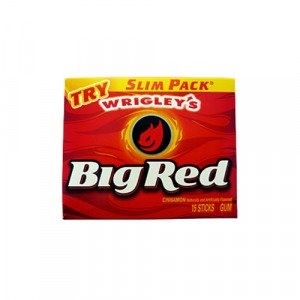 Wrigley's Big Red 15er 41 G