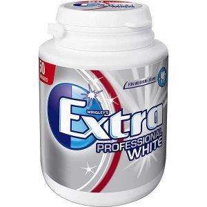 Wrigley's Extra Tyggegummi Sukkerfri Professional White Dåse 50 Stk.
